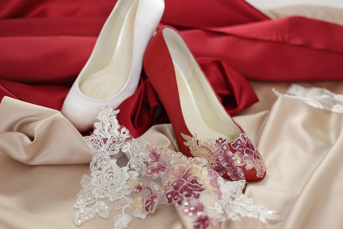 05 Doren Schuhe färben